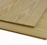 PINE MDF VENEERED CROWN CUT BOOK MATCH - 2440 X 1220 X 10mm